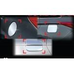 [AUTO CLOVER] Hyundai i40 - Fuel Tank Cap Cover Molding (B330)
