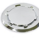 [CAMILY] KIA K5 - Fuel Tank Cap Cover Chrome Molding