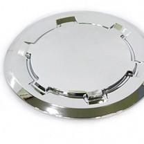 [CAMILY] SsangYong Korando C - Fuel Tank Cap Cover Chrome Molding