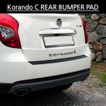 [MORRIS] SsangYong Korando C - Rear Bumper Pad