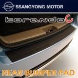 Накладка на задний бампер - SsangYong Korando C (SSANGYONG)
