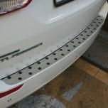 [AUTORIA] SsangYong Korando C - Stainless Rear Bumper Pad