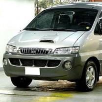 [AUTO CLOVER] Hyundai Starex - Interior Combi Molding Kit / Chrome Molding (B711)