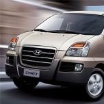 [AUTO CLOVER] Hyundai New Starex - Interior Combi Molding Kit / Chrome Molding (B712)