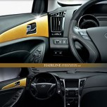 [SIT] Hyundai YF Sonata - Hairline Interior Molding Set