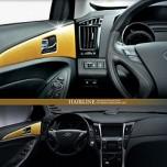 [SIT] Hyundai YF Sonata - Hairline Interior Molding Set