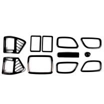 [KYUNG DONG] Hyundai NF Sonata - Interior Carbon Molding Set (K-231)