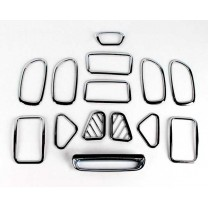 [KYOUNG DONG] Hyundai Avante HD - Interior Chrome Molding Set (K-298)