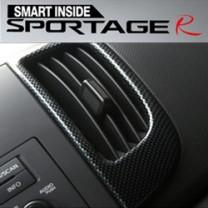[ARTX] KIA Sportage R - Carbon Interior Molding Set (5 Color)