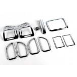 [KYUNG DONG] Hyundai NF Sonata - Interior Chrome Molding Set (K-301)