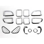 [KYUNG DONG] Hyundai Grandeur TG - Interior Chrome Molding Set (K-324)