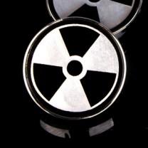 [7X] HYUNAI / KIA - Character CAW-10 Wheel Cap Emblem Set