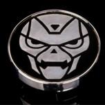 [7X] HYUNAI / KIA - Character CAW-15 Wheel Cap Emblem Set