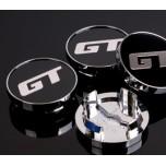 [7X] HYUNAI / KIA - GT-Logo Wheel Cap Set
