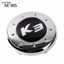 [MOBIS] KIA K3 / New Cerato - Genuine K3 Logo Wheel Cap Emblem Set