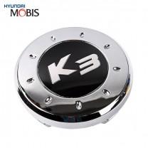 [MOBIS] KIA K3 / New Cerato - Genuine K3 Logo Wheel Cap Emblem Set