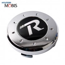 [MOBIS] HYUNDAI - Genuine R-Logo Wheel Cap Emblem Set