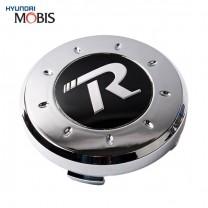 [MOBIS] KIA - Genuine R-Logo Wheel Cap Emblem Set