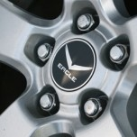 [AUTORIA] Chevrolet - V-Style Eagle Wheel Cap Emblem Set