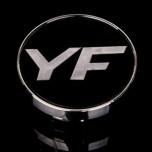 [7X] Hyundai YF Sonata - YF JAW-13 Wheel Cap Emblem Set