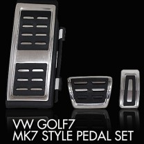 [AUTO LAMP] Volkswagen - MK7 Style Aluminum Pedal Set