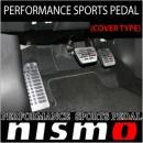 [GREENTECH] Nissan - NISMO Performance Sports Aluminum Pedal Set