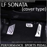 [GREENTECH] Hyundai LF Sonata - Performance Sports Aluminum Pedal Set