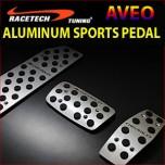 [RACETECH] Chevrolet Aveo - Premium Sports Pedal Plate Set