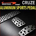 [RACETECH] Chevrolet Cruze - Premium Sports Pedal Plate Set