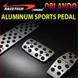 [RACETECH] Chevrolet Orlando - Premium Sports Pedal Plate Set