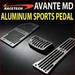 [RACETECH] Hyundai Avante MD - Premium Sports Pedal Plate Set