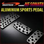 [RACETECH] Hyundai NF Sonata / EF Sonata - Premium Sports Pedal Plate Set