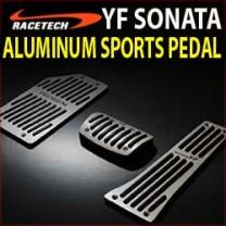[RACETECH] Hyundai YF Sonata - Premium Sports Pedal Plate Set