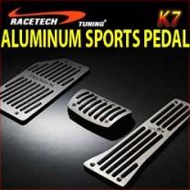 [RACETECH] KIA K7  - Premium Sports Pedal Plate Set