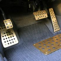 [AEGIS] KIA K7 - Aluminum Sports Pedal Plate Set