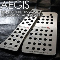 [AEGIS] KIA Sportage R - Aluminum Sports Pedal Plate Set