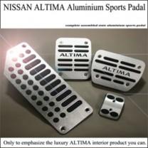 [GREENTECH] Nissan Altima - Aluminum Sports Pedal Plate Set