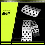 [DXSOAUTO] Chevrolet Aveo - Sports Pedal Plate Set