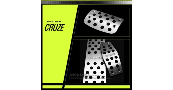 Pedal Cover Dxsoauto Chevrolet Cruze Sports Pedal