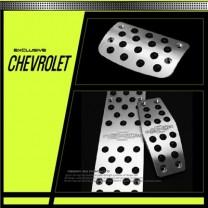 [DXSOAUTO] CHEVROLET - Sports Pedal Plate Set