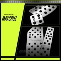 [DXSOAUTO] Hyundai MaxCruz - Sports Pedal Plate Set
