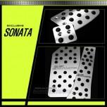 [DXSOAUTO] Hyundai Sonata - Sports Pedal Plate Set