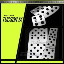 [DXSOAUTO] Hyundai Tucson iX  - Sports Pedal Plate Set