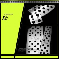 [DXSOAUTO] KIA K5 - Sports Pedal Plate Set