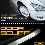 [AEGIS] Hyundai i30 Super Deluxe BNG304 Stainless Doorscuff