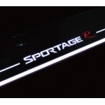 [DMZ] KIA Sportage R - Performance Moving LED Door Sill Scuff Plates