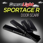 [SENSE LIGHT] KIA Sportage R - LED Fashion Door Sill Scuff Plates Set