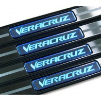 [NOBLE STYLE] Hyundai Veracruz - LED Door Sill Scuff Plates Set