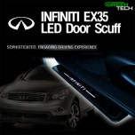 [GREENTECH] INFINITI EX35 - LED Door Sill Scuff Plates Set