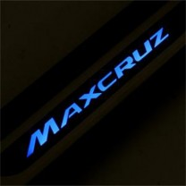 [NOBLE STYLE] Hyundai Maxcruz - LED Door Sill Scuff Plates Set (Season 3)